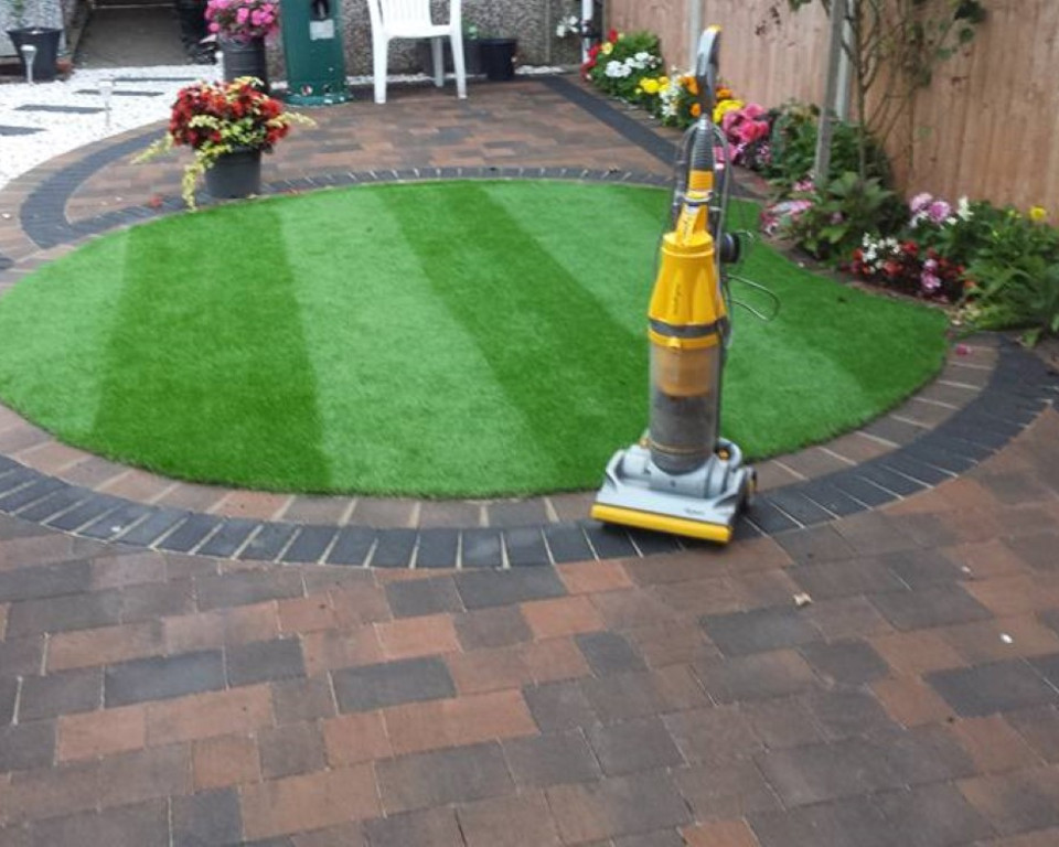 Garden Design and Block Paving by Priory Paving Hull